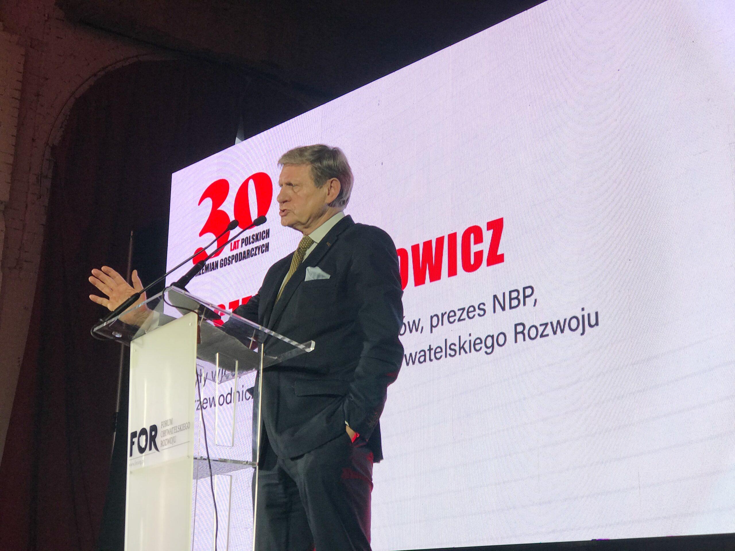 Szkoła Leszka Balcerowicza – wspomnienie 2019